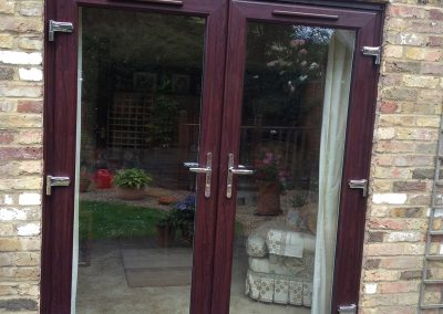 PVC Patio Doors